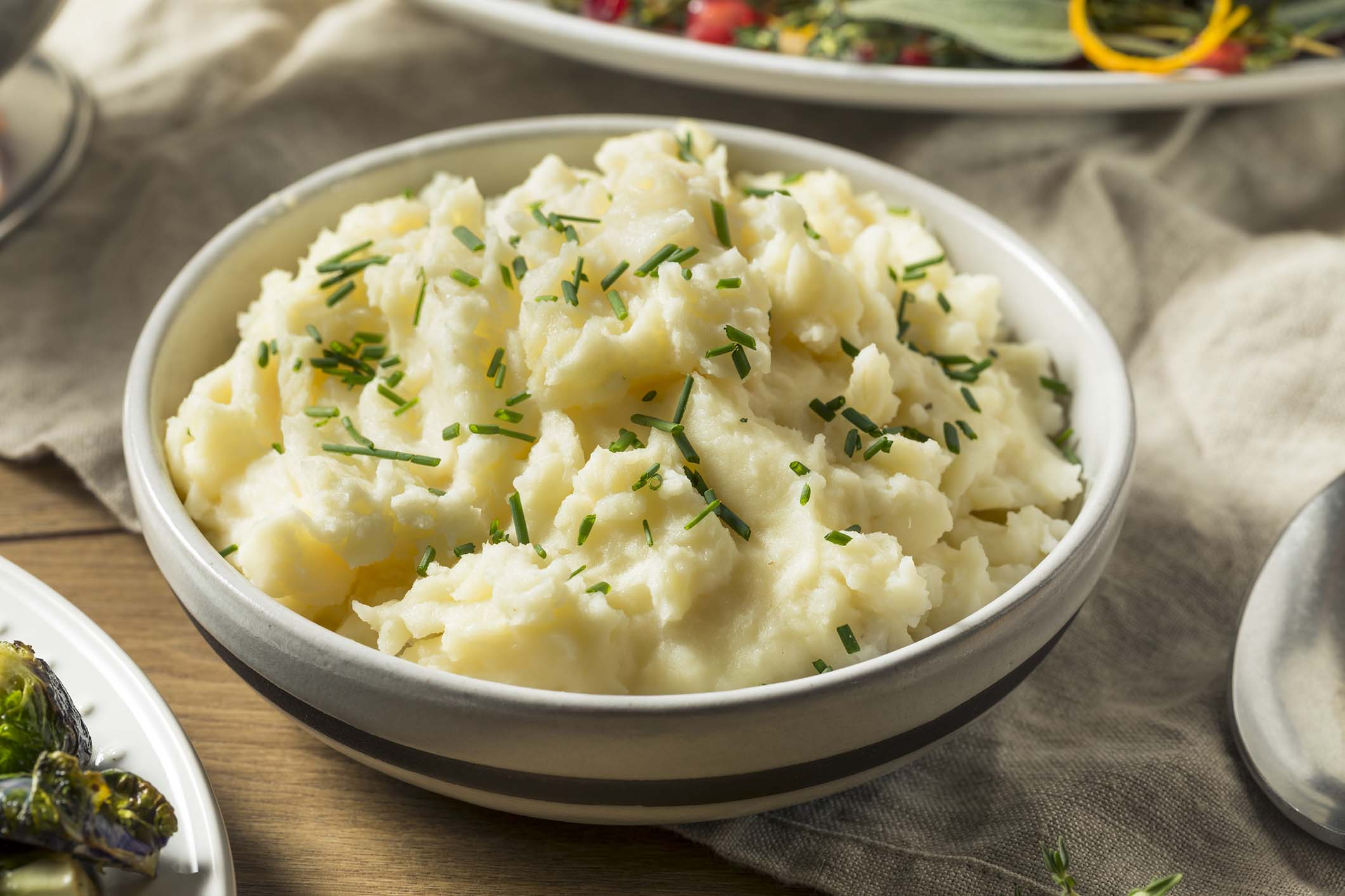 an image of buttermilk mash potato