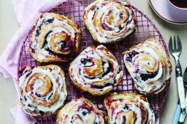 Berry Swirls