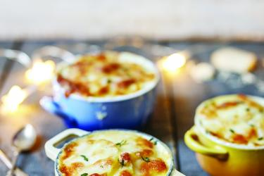 Individual Potato Gratin Recipe