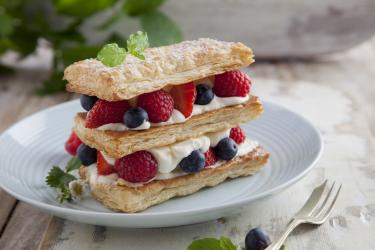 an image of mille feuille