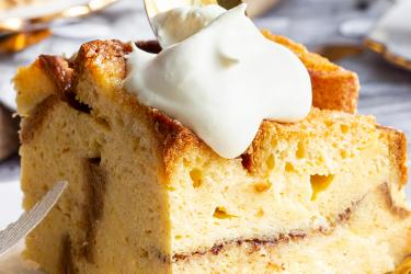 an image of avonmore bread and butter pudding