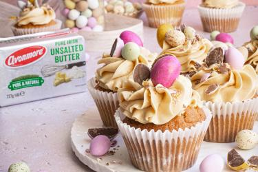 Avonmore Easter Cupcakes