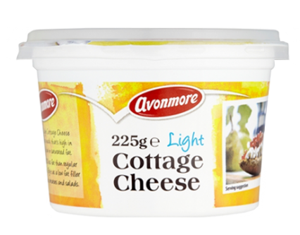 Avonmore light cottage cheese