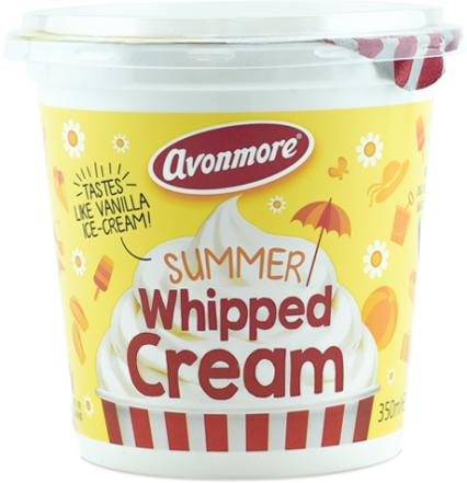 Summer Whipped Cream