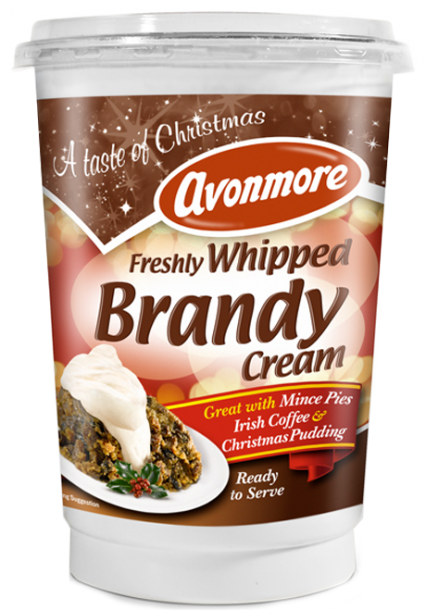 Brandy Whipped Cream