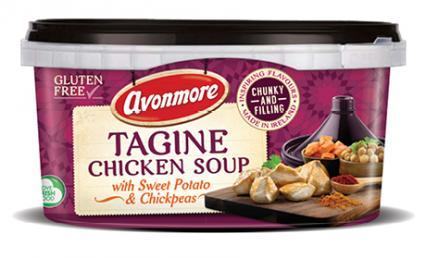 an image of a tub of tagine chicken