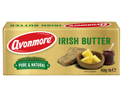 an image of avonmore natural irish butter