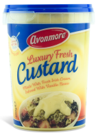 luxury custard